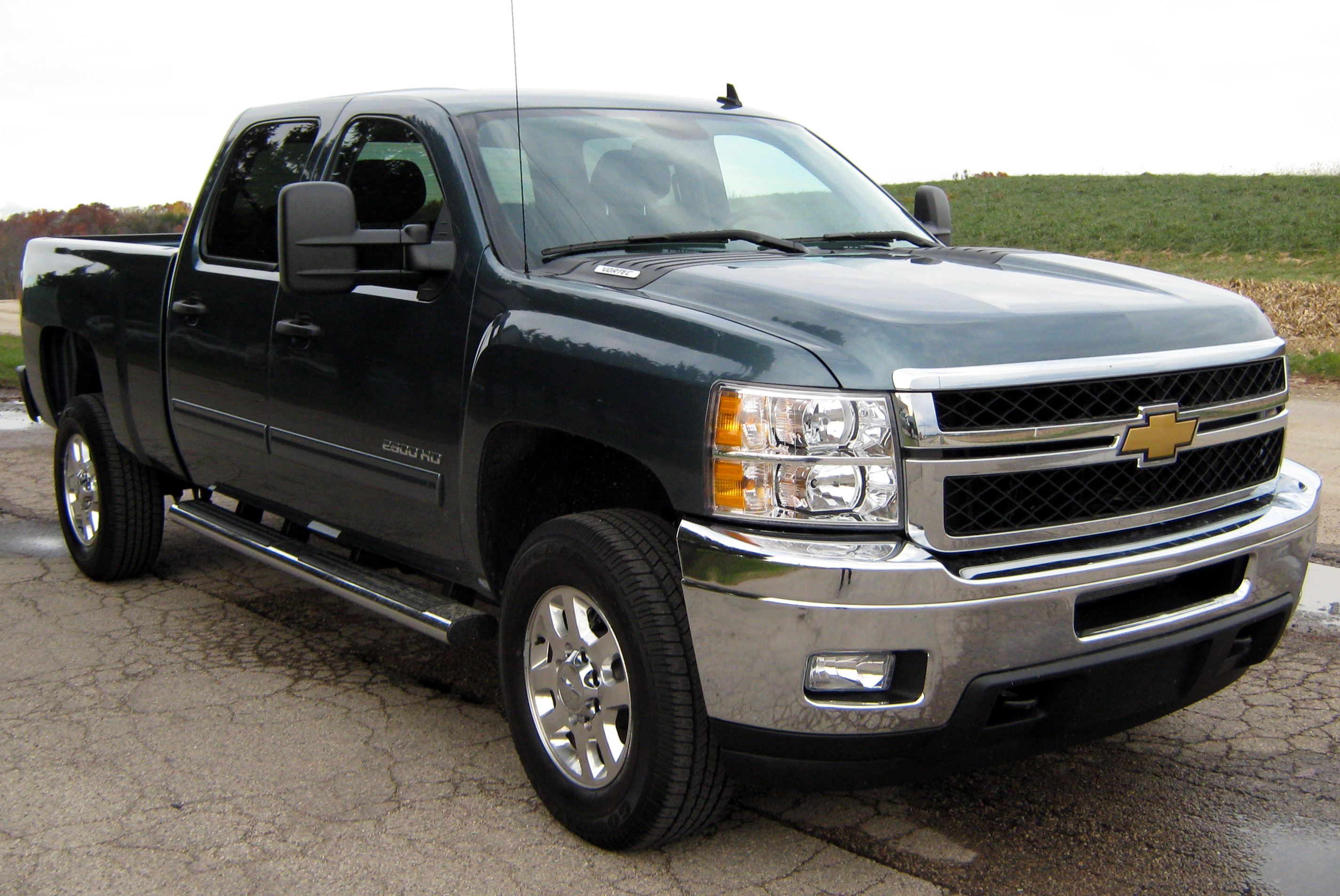 Chevy Silverado Load Capacity